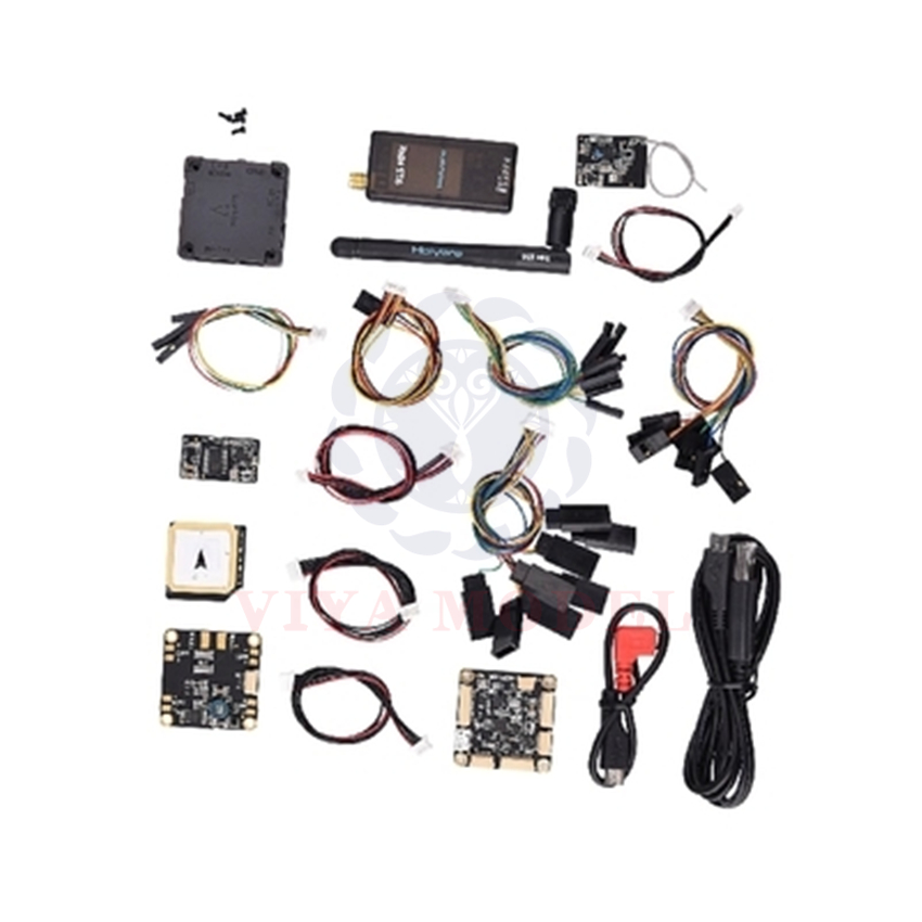 Flight Control Kit micro APM + GPS + data transmission + power supply module + OSD for QAV250 level crossing chassis new mini apm pro flight control with ulbox neo 7n gps & power module & data cable for fpv multicopter aircraft