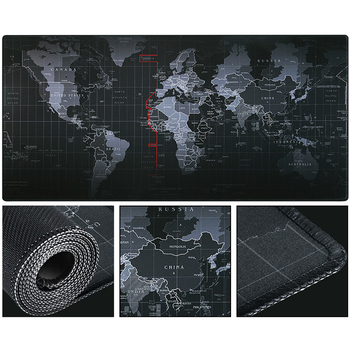 2018 Newest  Huge Extra Large Size Gaming Mouse Pad Locked 700*300 800*400 900*400 1000*500mm For Optical Trackball Laser Mouse