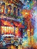 高品質ポスター約バブル車卸売フレームレス絵キャンバス壁油絵抽象ポスターと版画RZ177