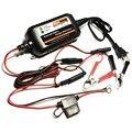 Motopower 12 V 1.5A carregador de bateria mantenedor de ácido chumbo baterias de iões de lítio baterias de carro, Caminhão, Barco, Motocicleta, Atv, Etc