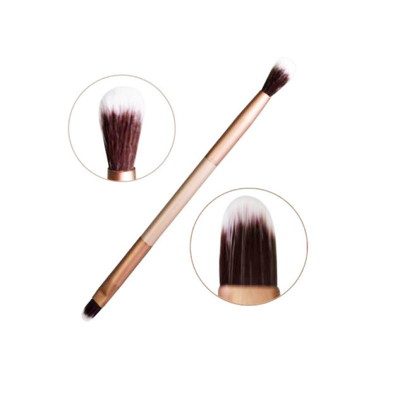 Hot New 1PC Professional Doubled-end Eye Shadow Makeup Brush Oct 25