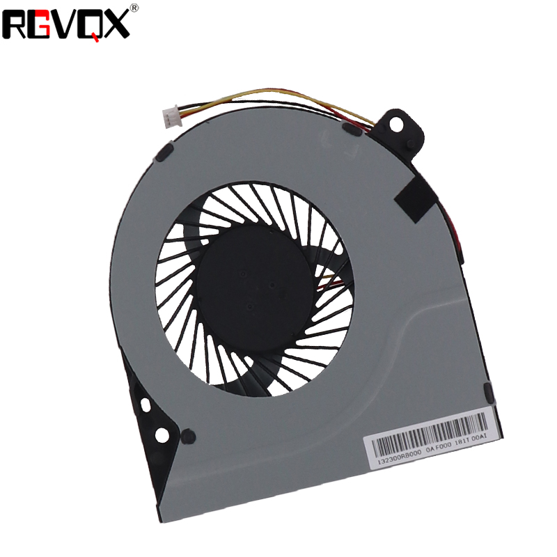 Купить с кэшбэком New Laptop Cooling Fan For ASUS k550 X750DP K550D K550DP Original CPU Cooler Radiator