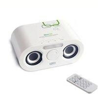 Speaker Subwoofer Bluetooth radio fm Portable Mini Audio Speakers Radio U disk TF card MP3 Player tweeter soundbar