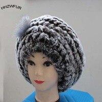 Fur Hat Women S Beret Hat Winter Hat Thermal Casual Cap