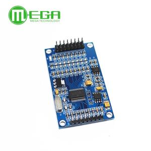 Image 1 - ADS1256 24 bit 8 channel ADC AD module High precision ADC Collecting data acquisition card