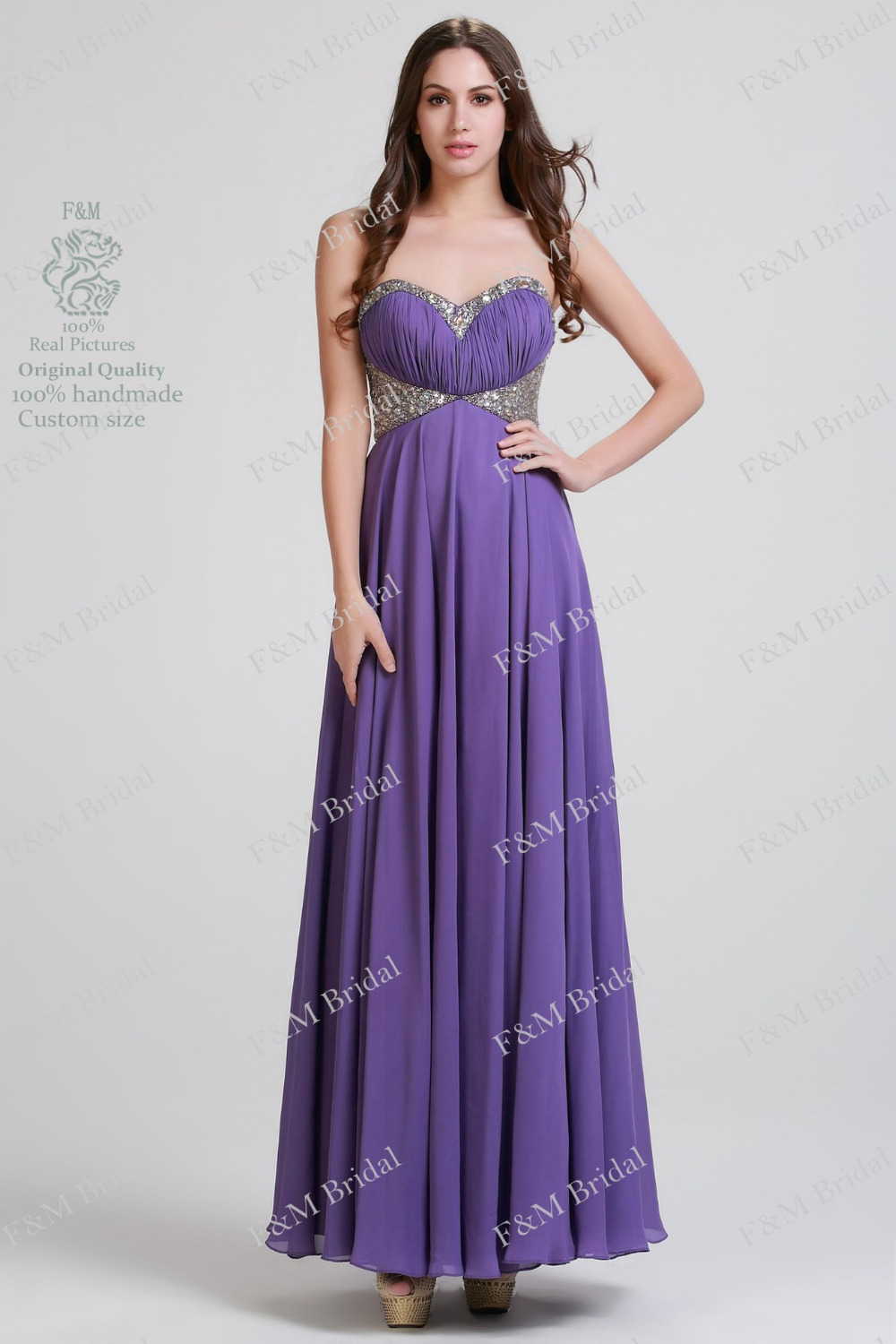 Popular Purple Prom Dresses 2014-Buy Cheap Purple Prom Dresses ...