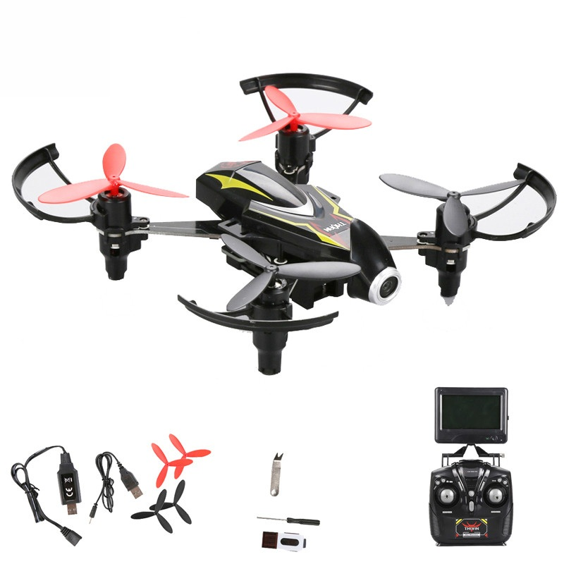 2017 CX 93S CX93S 5 8G FPV professional rc font b drone b font With 720P