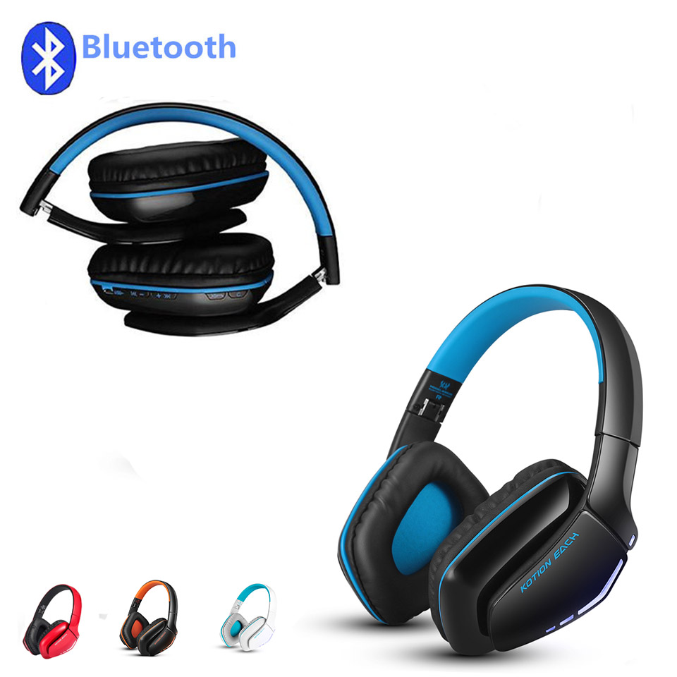 EACH B3506 bluetooth headphones with microphone wireless headset bluetooth for Iphone Samsung Xiaomi headphone 4.1 Version oneaudio original on ear bluetooth headphones wireless headset with microphone for iphone samsung xiaomi headphone v4 1