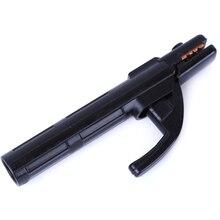 300A держатель электрода палка сварочные зажимы Stinger зажим инструмент сварочный стержень медный мини кабель термостойкий