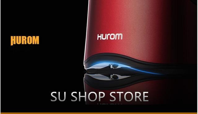 Online shop 2017 new 3rd generation hurom juicer hu 9026wn slow 2017 new 3rd generation hurom juicer hu 9026wn slow juicer make ice cream juicer ccuart Choice Image