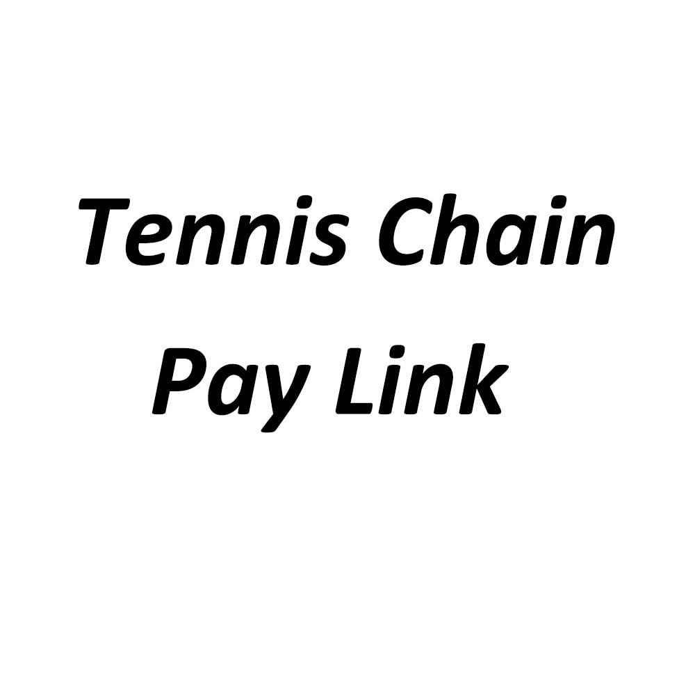 UWIN Custom Tennis Strass Kette