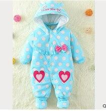 2016 bleu bébé Barboteuse escalade vêtements commerce extérieur filles aiment les vacances vêtements fabricants, en gros coton childre