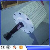 low rpm 2 kw brushless permanent magnet generator for wind generator 220v