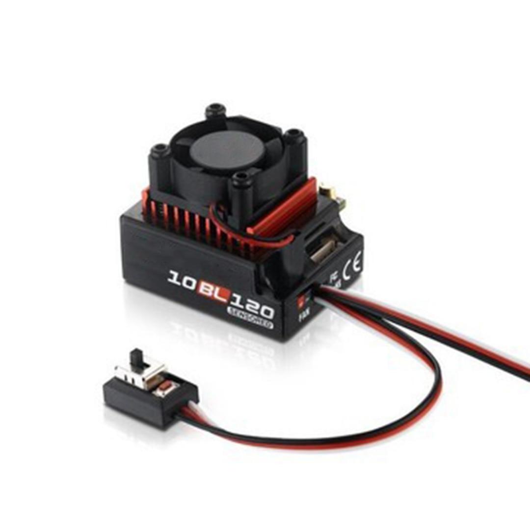 New Arrival 1PC Sensored Digital Brushless ESC 120A Sensored Brushless ESC For 1/10 1/12 Touring Cars Buggies
