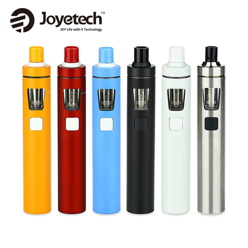 Original Joyetech EGo AIO D22 XL Kit 4ml Tank & 2300mAh Built-in Battery Ego Aio XL All-in-one Vaporizer Starter Kit Vs Ego Aio original joyetech ego aio pro c kit all in one pen anti leaking vaporizer with 4ml atomizer tank without 18650 battery e cig kit