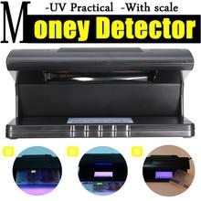 4 Вт УФ-светильник детектор Денег Тестер валюты портативный светильник доллар поддельные шашки весы практичный фальшивый Переключатель ВКЛ/ВЫКЛ