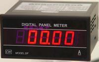 fast arrival DC0-5A DF4 4 1 / 2 digital current meter 48 x 105 x 96mm