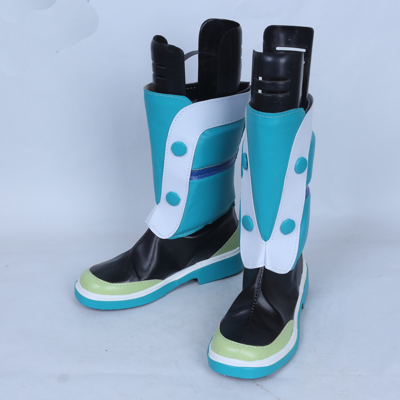 Top Sale Customize Dramatical Murder (DMMD) Seragaki Aoba Ren Cosplay Shoes Boots Unisex Free Shipping