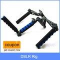 DSLR Rig оригинальный Комплект Кино Плечевой Камкордер Фотостудия Аксессуары для любой Видеокамеры DV Камеры Canon Nikon Panasonic Sony a6300