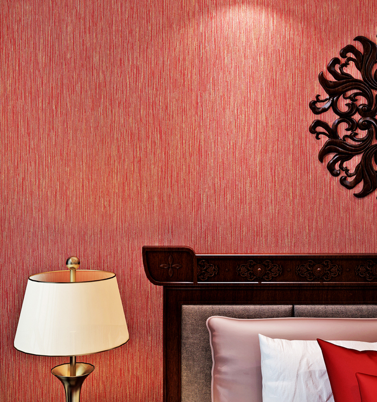 HANMERO 3d Luxury Background Wall Wallpaper red wallpaper murals for ...