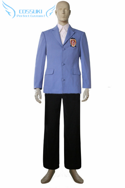Ouran High School Host Club Boy Uniform Cosplay Costume ,Perfect Custom For You !