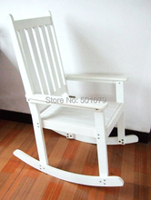 Wholesale(1pc/lot) Natural Bent Wood Rocking Chair Wooden Living Room Furniture Lounge Chair ArmChairs