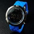 Светодиодные часы мужчины новый цифровые часы водонепроницаемые человек спортивные часы g-shock Военный Наручные Часы мужчины секундомер электронные Часы