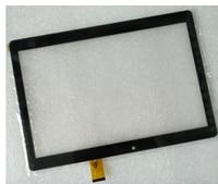 Nuevo panel de pantalla táctil para tableta Digma Plane 10 1 S 3G PS1163MG/1550 S 4G PS1164ML  cristal digitalizador con sensor de repuesto