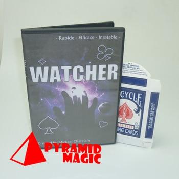 Observador (DVD truco) por Mickael Chatelain cerca de la calle mentalismo clásico de trucos de magia