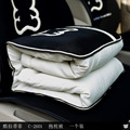 car pillow was air-conditioning cushion quilt is dual-purpose vehicle car Pillow Blanket 7D cotton