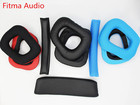 Fitma Audio Super comfortable Fashion Design Replacement Earpads Ear Pads Foam Cushion For G35 G930 G430 F450 Headphones
