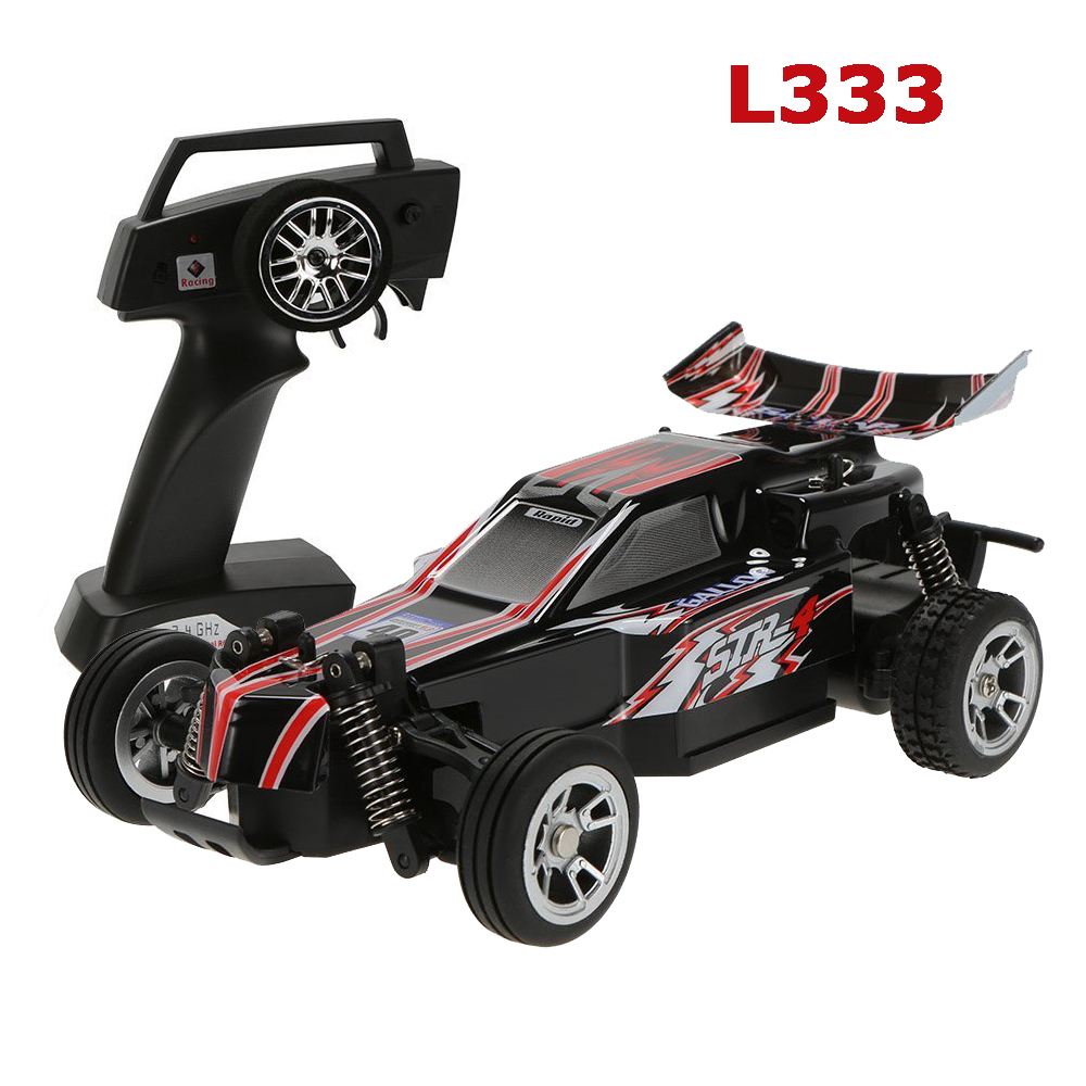 WLtoys L333 1/24 2.4G Electric Brushed 2WD RTR RC Car Off-road Buggy RTR hsp bajer 5b 1 5th 2wd rtr 26cc engine gasoline off road buggy 94054