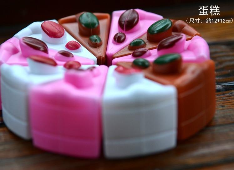 Superb Cut The Toys Children Play Assembled A Kitchen Utensils Suit Fruit Birthday Cards Printable Benkemecafe Filternl