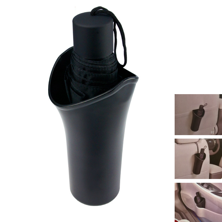 Universal ABS Qatlanan şemsiyə sahibi çətir qutusu Qapı və ya - Avtomobil daxili aksesuarları - Fotoqrafiya 3