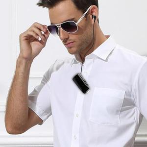 Image 4 - K39 Mini Portable oreillettes sans fil Bluetooth 4.1 écouteur dans loreille casque vibrant alerte usure Clip mains libres écouteurs pour téléphone
