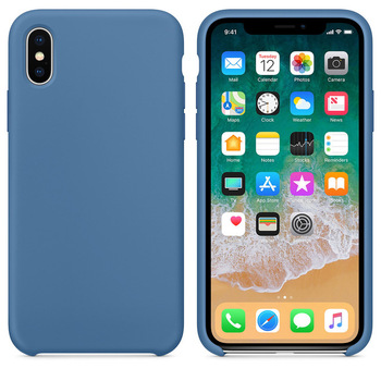 Anti-knock Silicone Case iPhone Xs