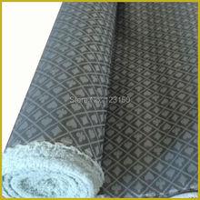 FT-02 двухцветная покерная скатерть, дизайн, черный и серебристый Водонепроницаемый подходит высокоскоростная ткань для покерного стола