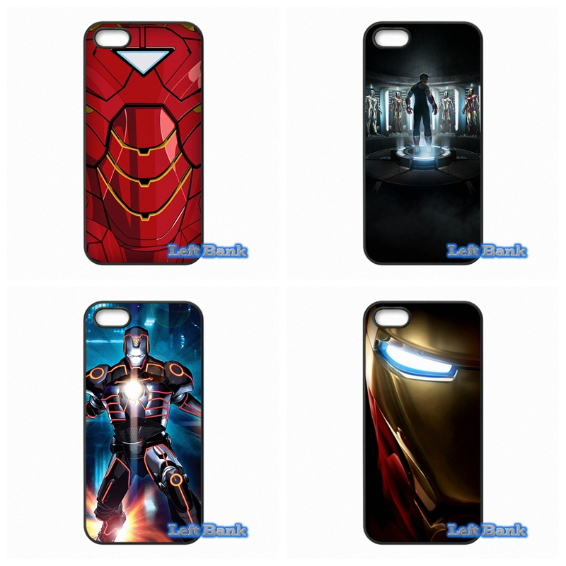For Apple iPhone 4 4S 5 5S 5C SE 6 6S 7 Plus 4.7 5.5 iPod Touch 4 5 6 Cool iron man tony stark Case Cover