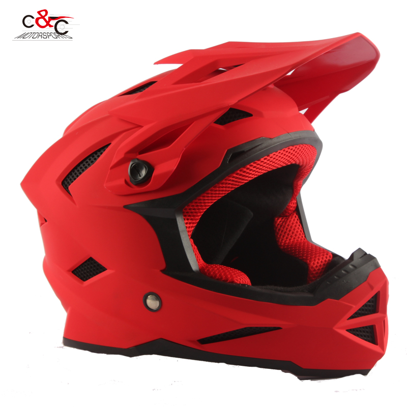 Thh Helmet T42 Kids Helmets Size Xs Alltop Downhill Mountain Bike