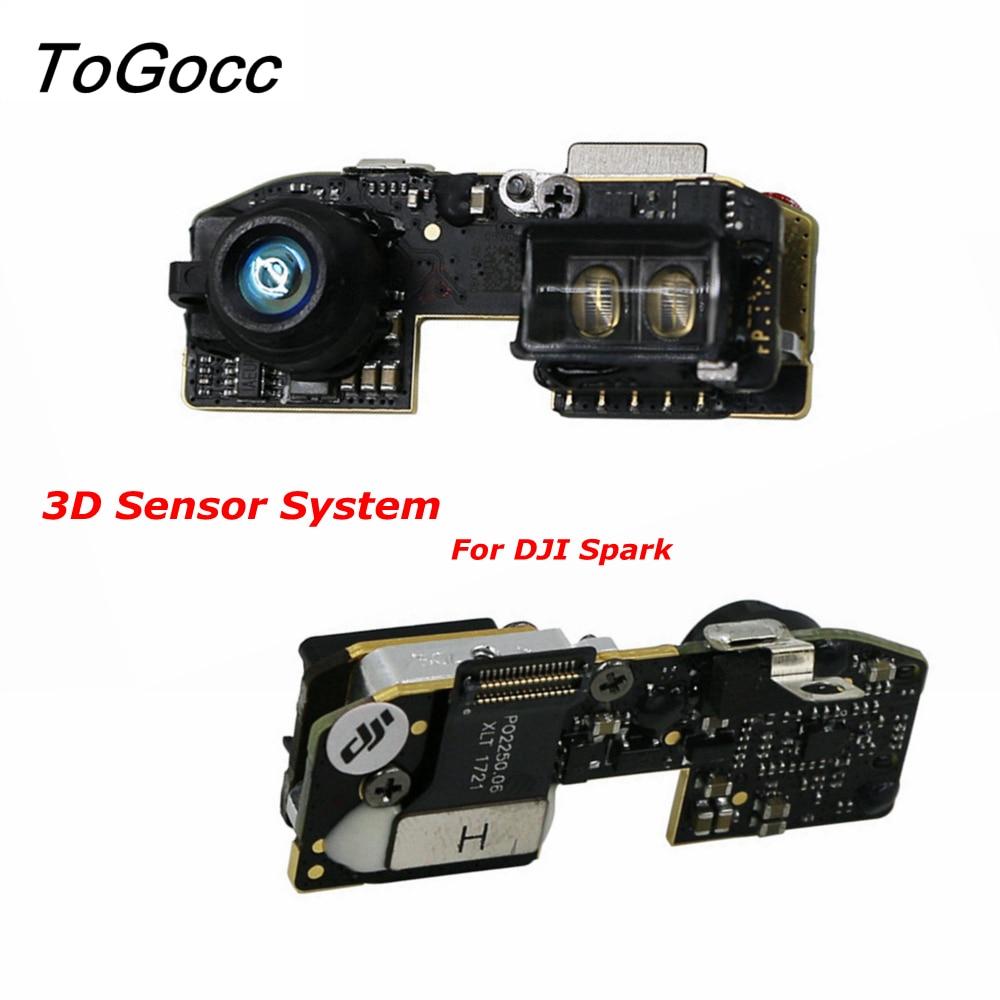 DJI Spark 3D Sensor System Module Repair Parts Front View Component Drone Replacement Accessories Original