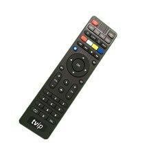 جهاز تحكم عن بعد TVIP أصلي بسعر خاص لوحدة تحكم عن بعد Tvip410 Tvip412 Tvip415 TvipS300 أسود اللون tvip بدون BT