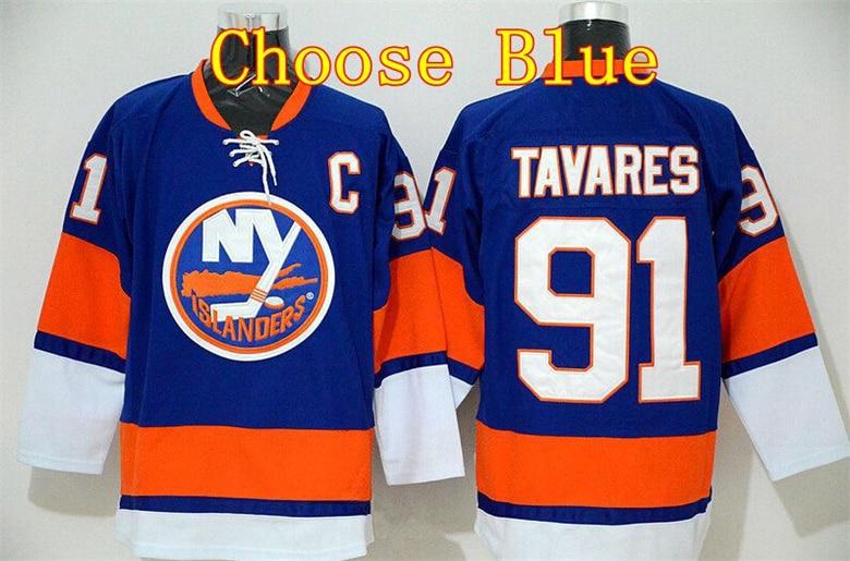 competitive price bfcba 6418d new york islanders 91 john tavares white kids jersey