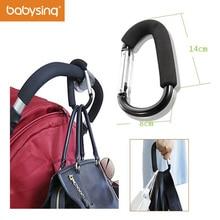 font b Baby b font Stroller Hook Organizer Slip Resistant Hanging Shopping Bag Carrier Holder