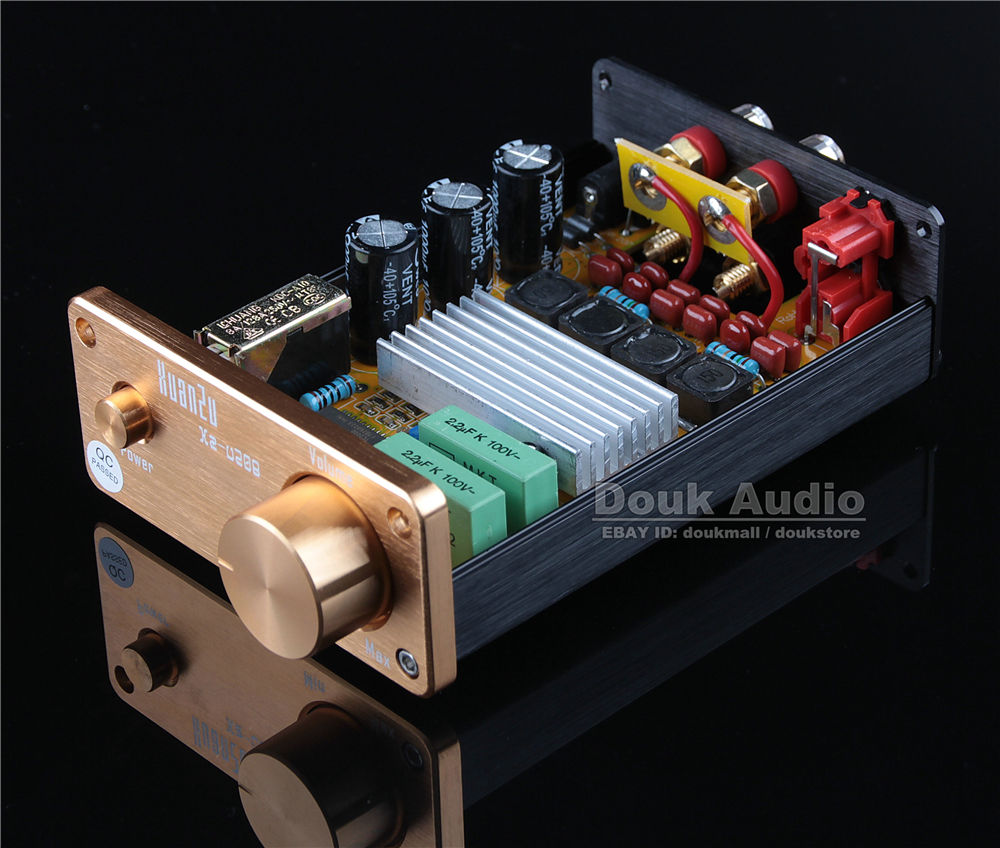 2018 Latest Nobsound Mini TK2050 Class T Digital Amplifier Hi-Fi Desktop Stereo Power Amp 50W*2 hi fi 6f1 tube amplifier bluetooth 4 0 mini power amp u disk lossless decoding