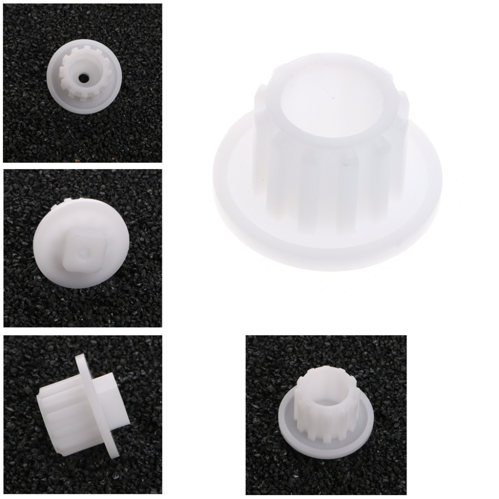 цена MEXI 4CM 12 Teeth Meat Grinder Parts Plastic Gear Replacement Fit for Zelmer A861203 86.1203 онлайн в 2017 году