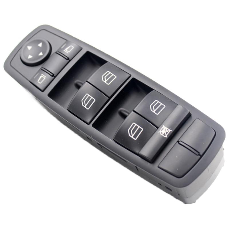 YAOPEI A2518300090 commutateur principal de miroir de fenêtre de porte avant gauche pour Mercedes W164 ML 2518300090 - 4