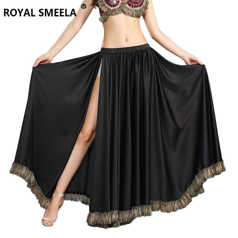 India Fashion Woman Lady Bellydance Skirt Professional Egyptian Belly Dance Clothing 119070