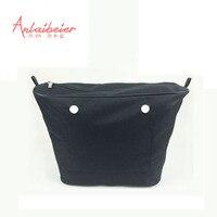 1 Pc Inner Lining Zipper Pocket Lining Insert Super Advanced High Quality For Women S Bags