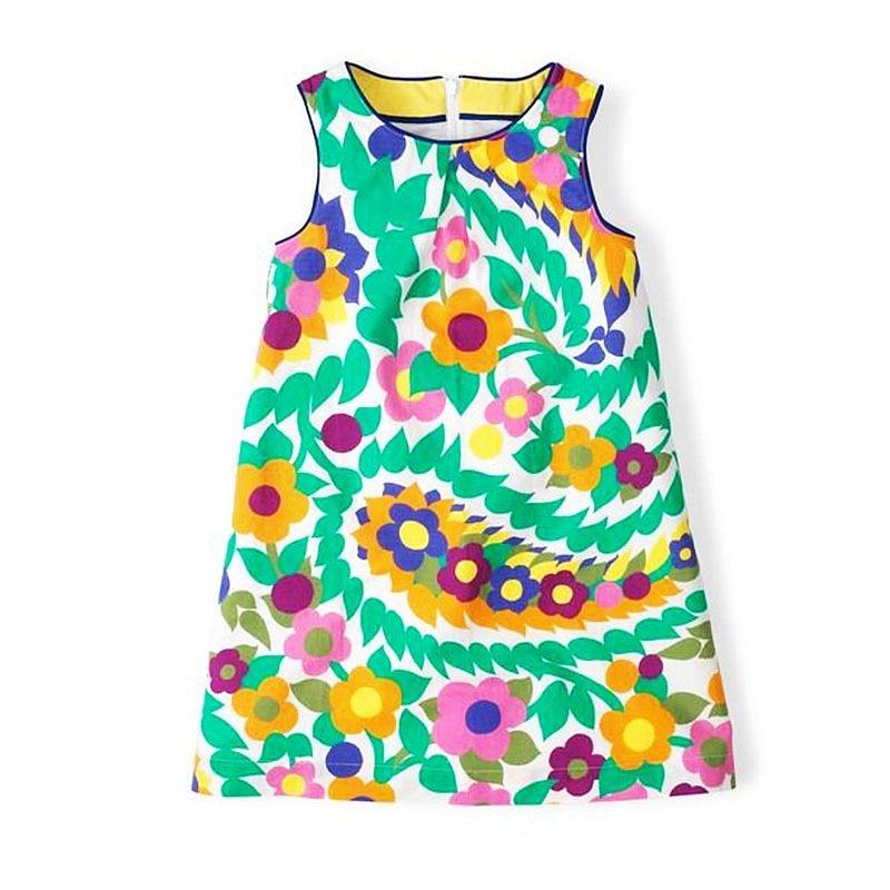 728533c68 Dropwow Baby Girls Summer Dress 2018 Brand Princess Dress for Kids ...