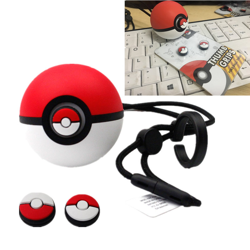 Silicone Grip Case for Poke Ball